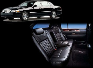 Luxury Executive Sedan